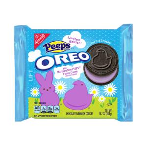 Limited Edition Oreo Peeps Promotion