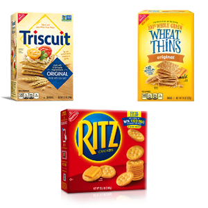 Ritz, Triscuits, Wheat Thins Promotion