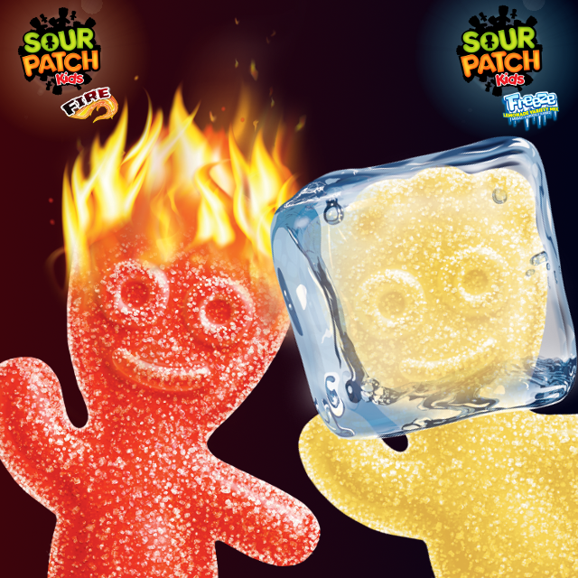 Fire And Freeze Sour Patch Kids Sweepstakes 2018