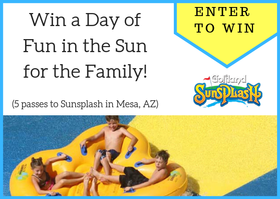 Sunsplash Giveaway July 2019