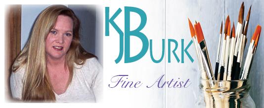 KJ's Art Studio | Original Fine Art by Internationally Awarded Fine Artist, KJ Burk