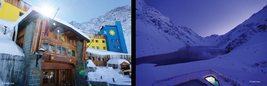 Hotel Ski Portillo Chile | Laguna del Inca | Warren Miller