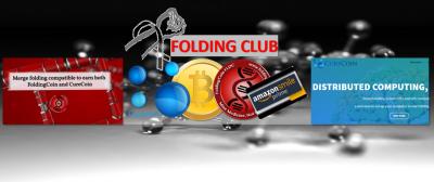 Folding Club Raffle