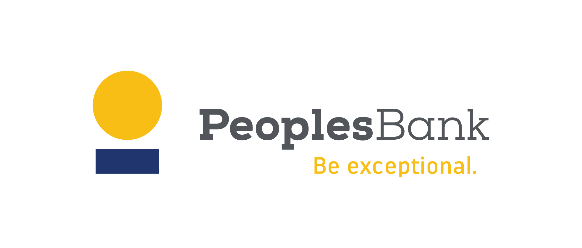 Peoples Bank - Be Exceptional