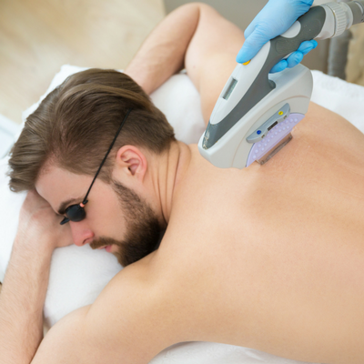 Win a year of Free IPL Hair Removal