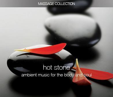 Hot Stone Music CD