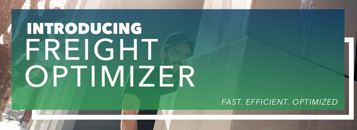 Freight Optimizer Fast Efficient Optimized S S Activewear