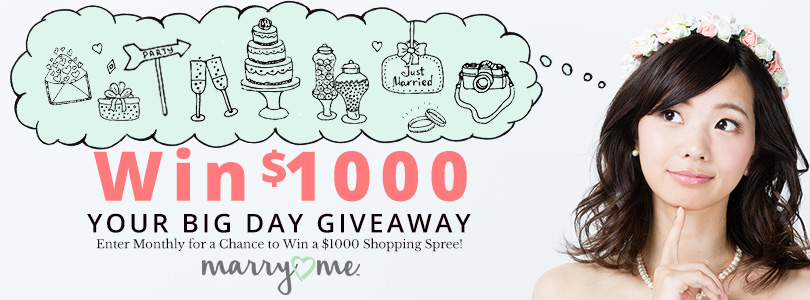 $1000 shopping spree sweepstakes a month