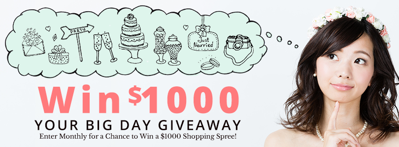 Oriental Trading Company Your Big Day Giveaway