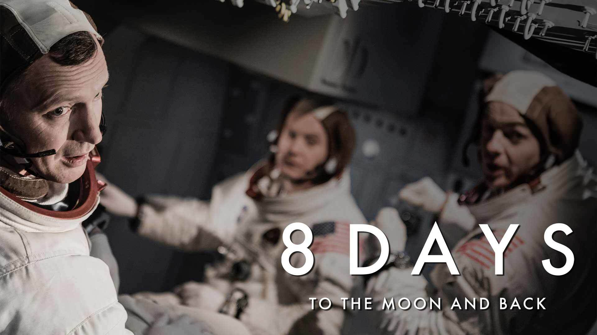 Image from 8 Days: To the Moon and Back