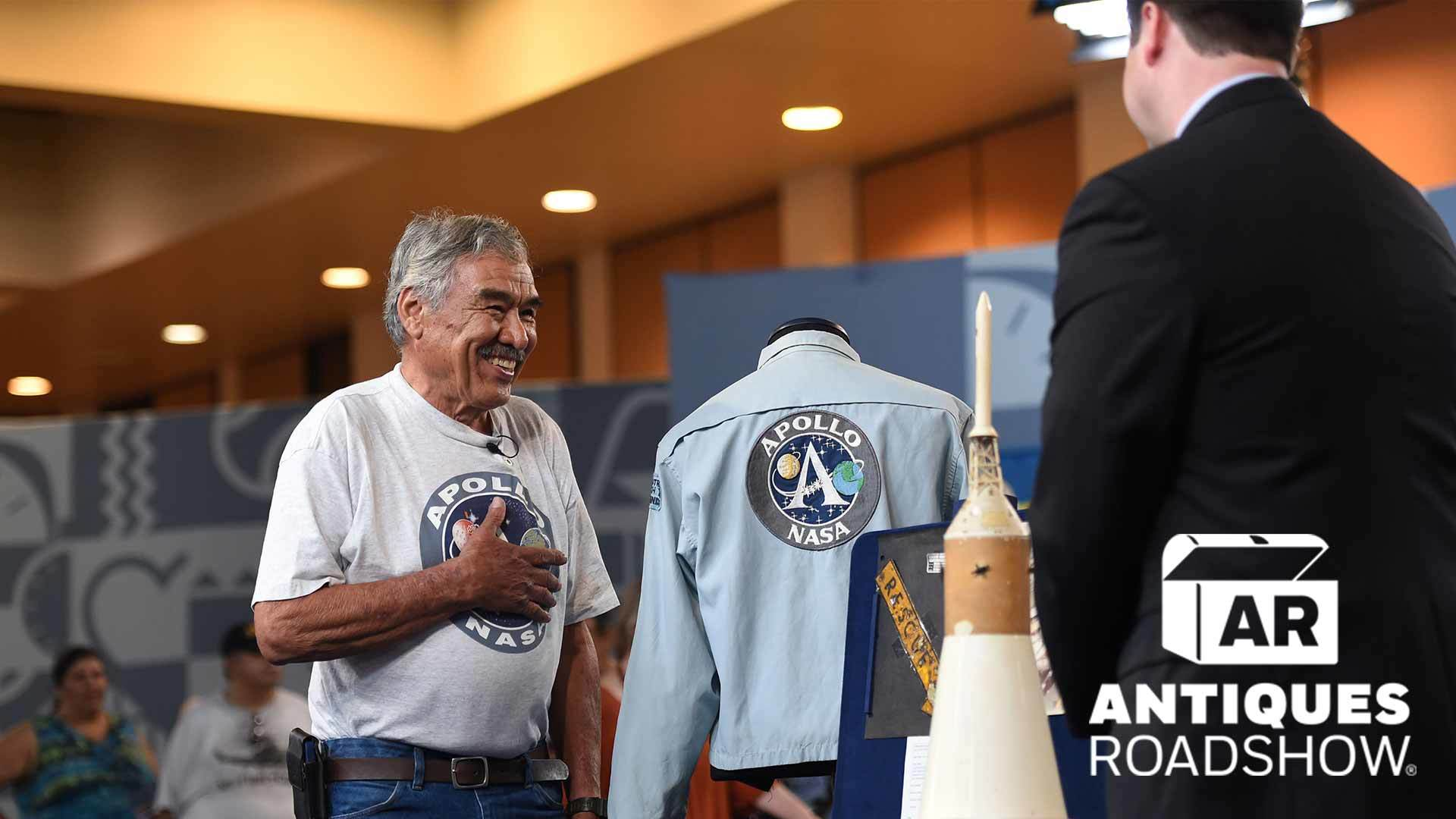 Image from Antiques Roadshow Out of This World
