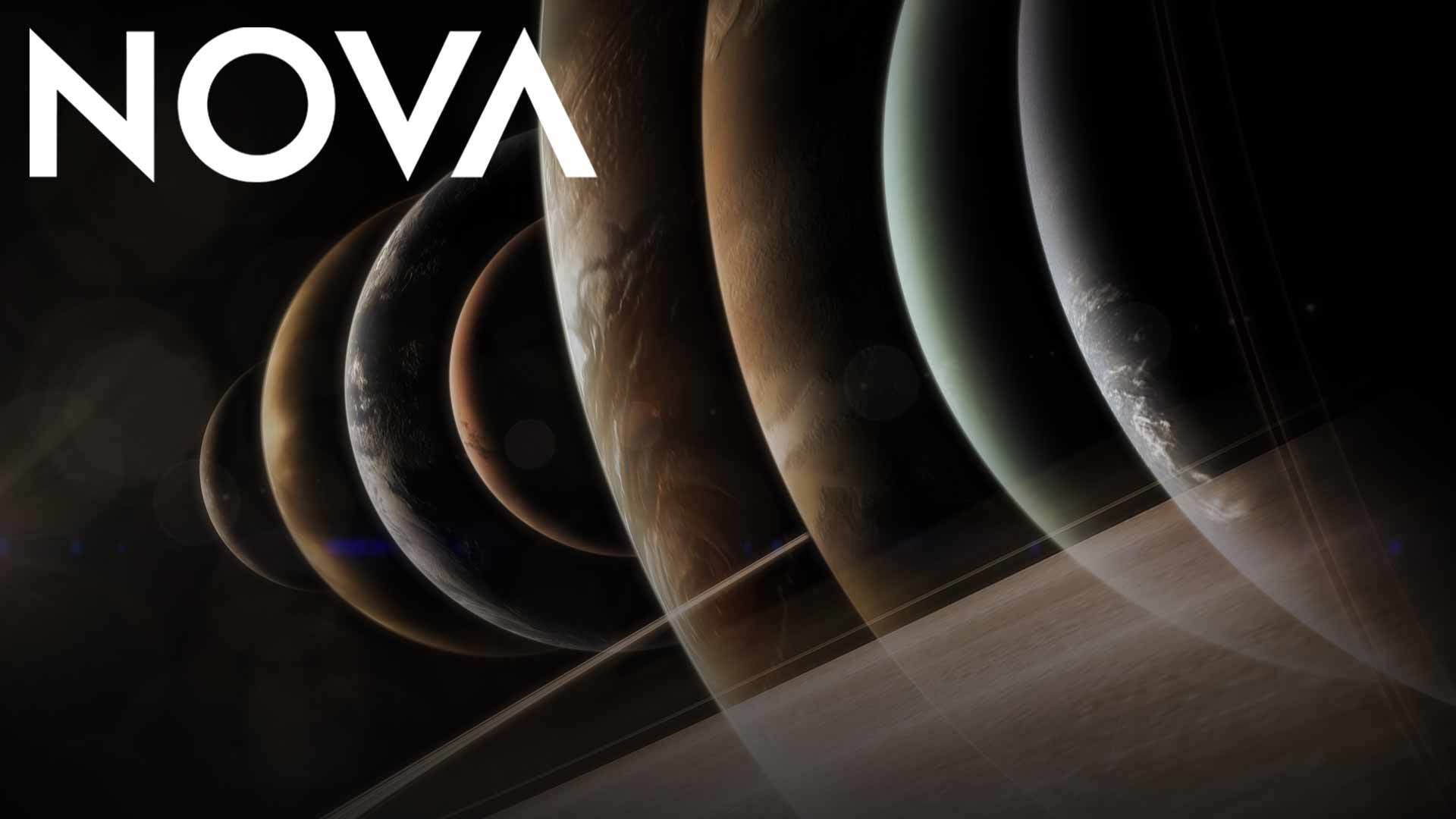 Image from NOVA: The Planets
