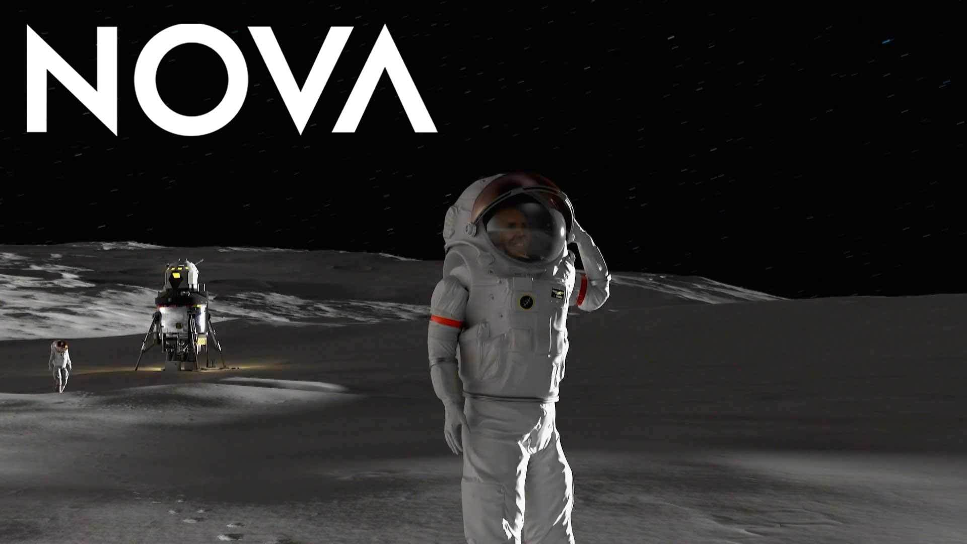 Image from NOVA Back to the Moon