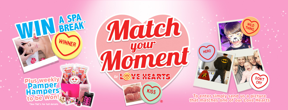 Match your moment