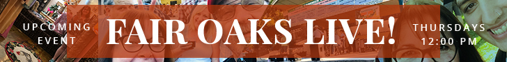 Fair Oaks Live header banner image