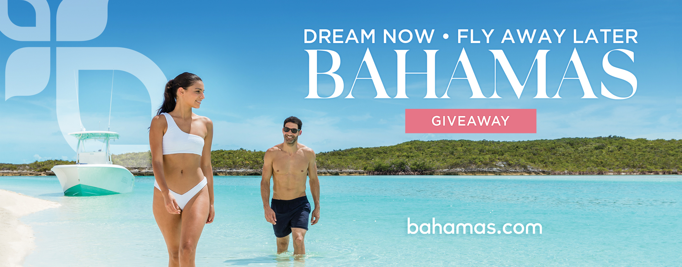 Bahamas Dream Now Fly Away Later Giveaway