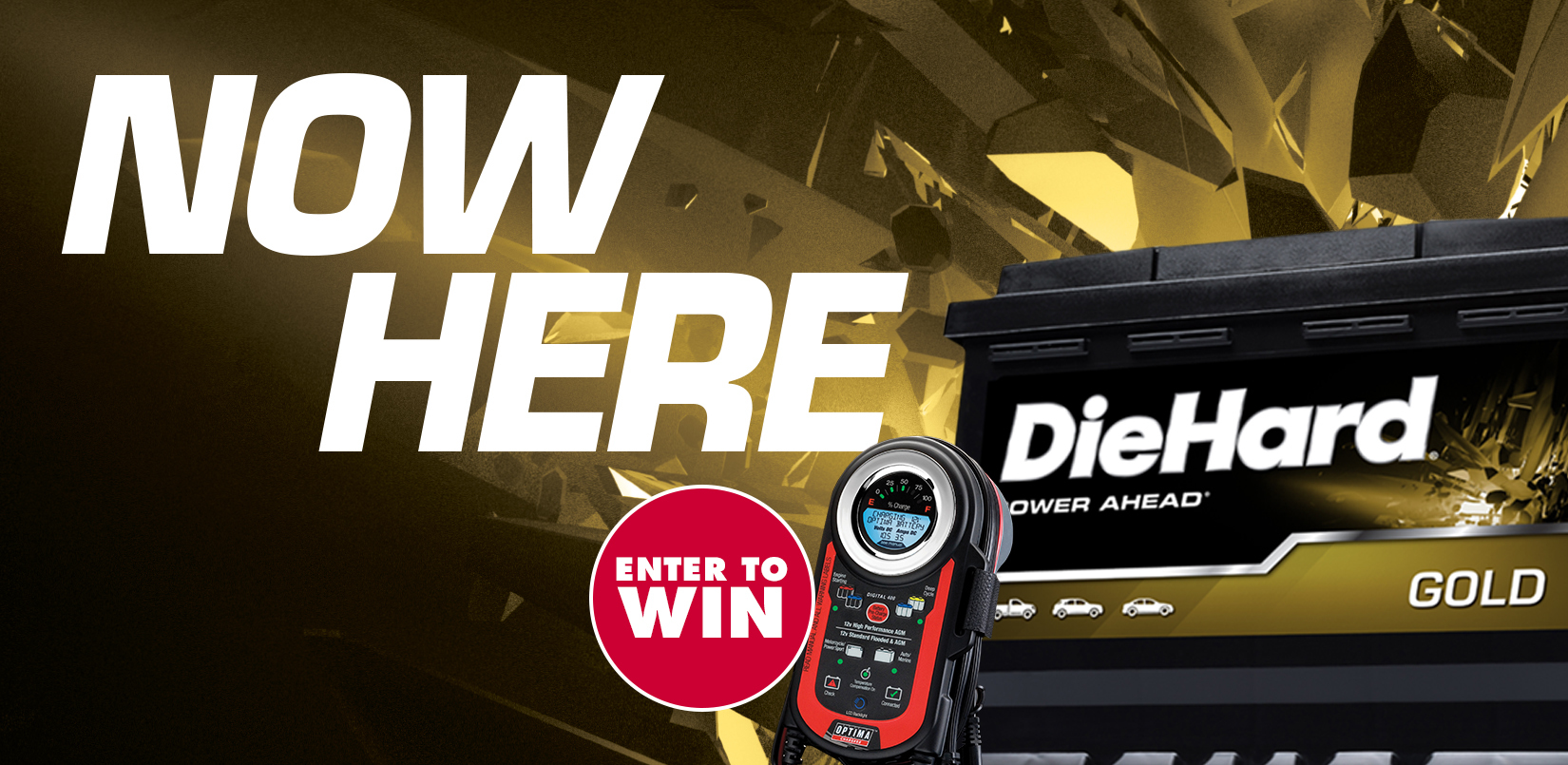 DieHard Battery sweepstakes