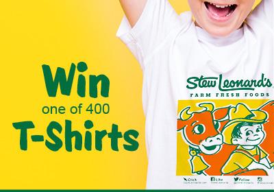 Stew Leonard's T-Shirts
