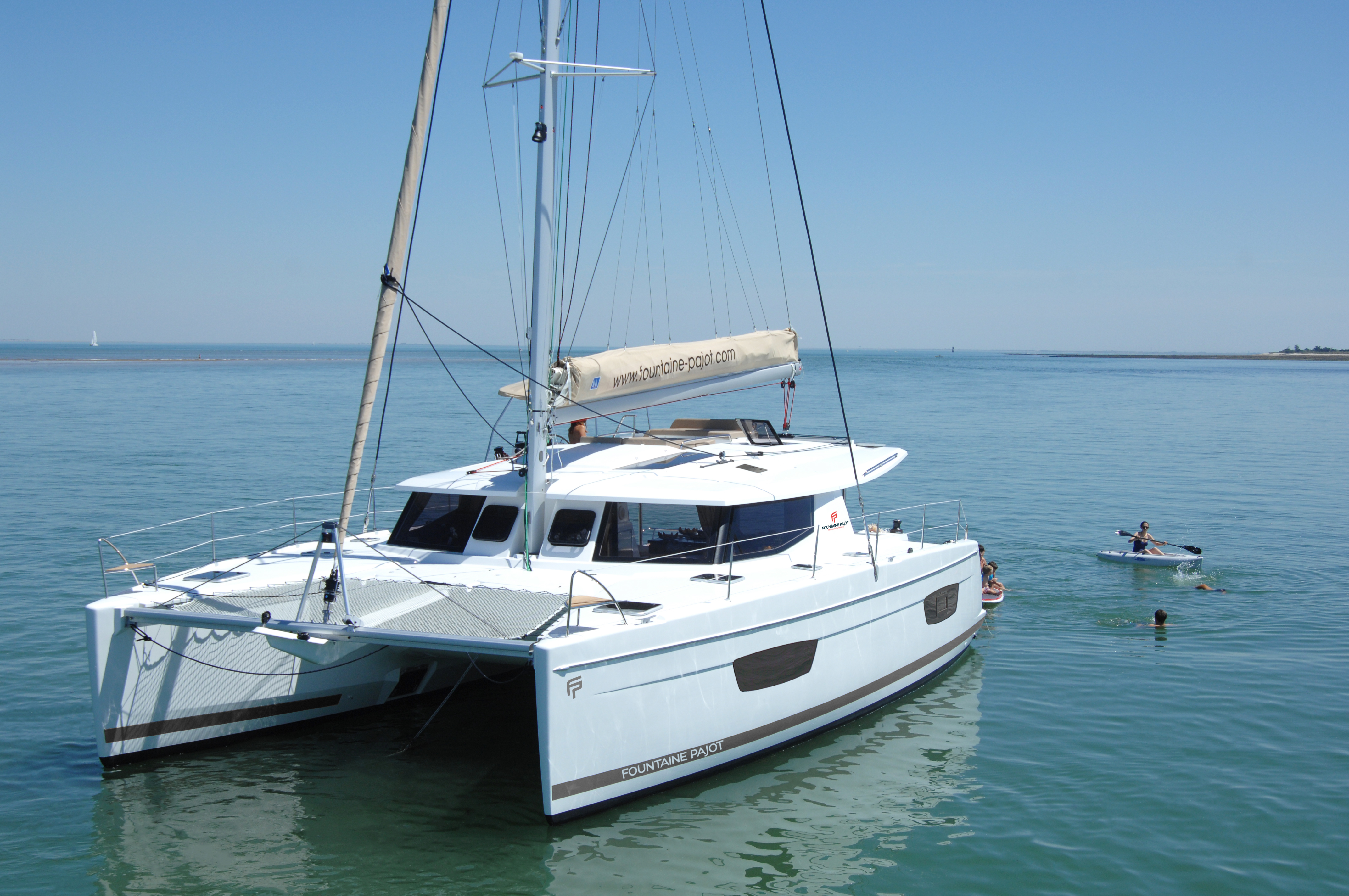 Helia 44 naming competition - Cumberland Charter Yachts
