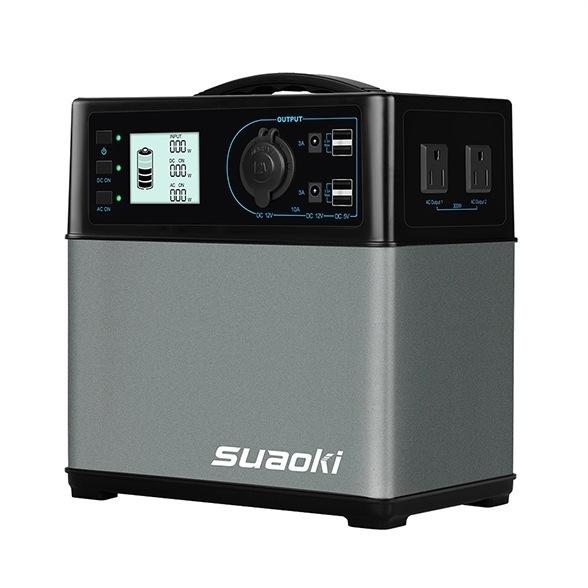SUAOKI PS5B 400wh Solar Portable Power Supply