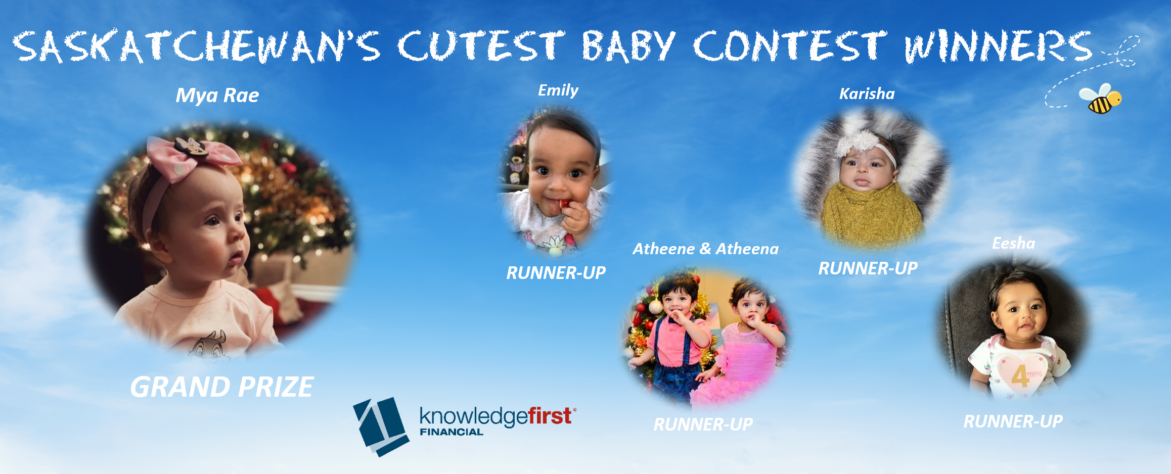 Saskatchewan's Cutest Baby Contest