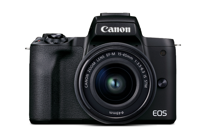 Canon's The EOS M50 Kit Holiday Sweepstakes