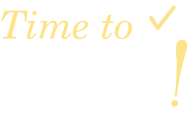 It's time to vote!
