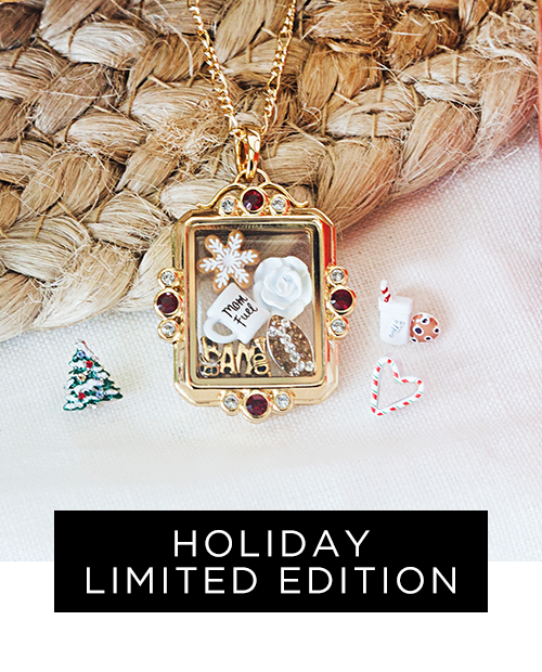Holiday Collection by Origami Owl