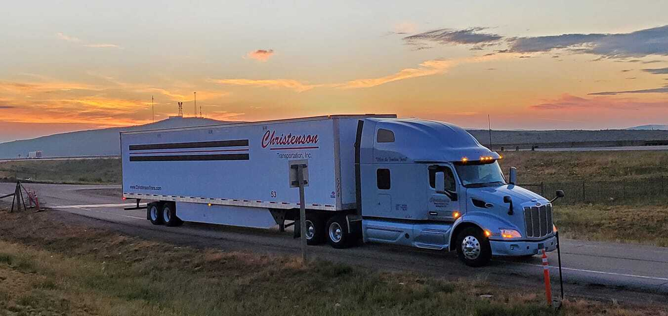 Christenson Transportation Photo Contest