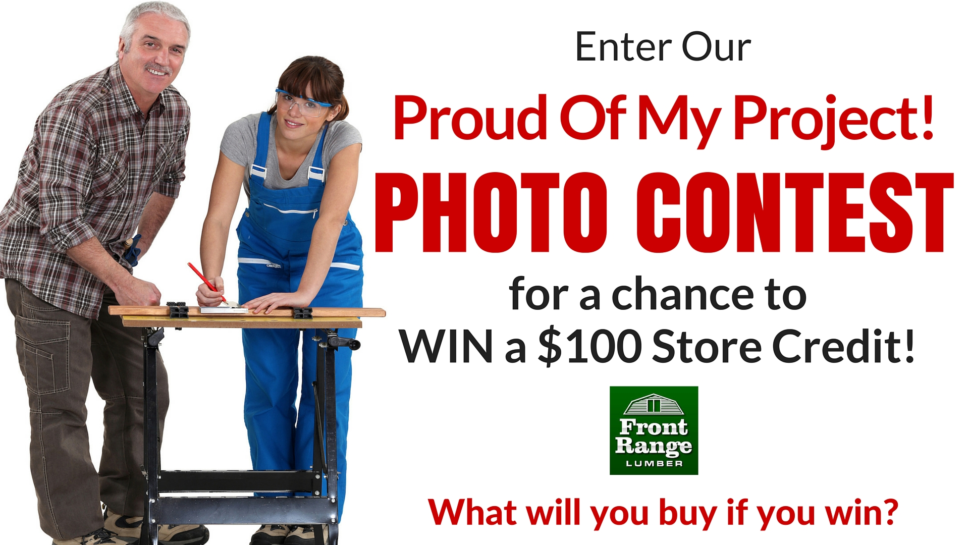 Front Range Lumber Photo Contest