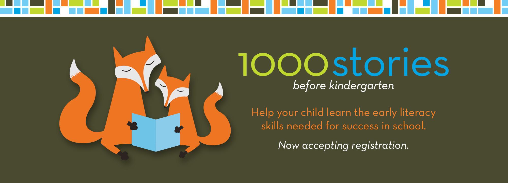 1000 Stories Before Kindergarten