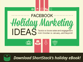 Download the Free Facebook Holiday Marketing eBook
