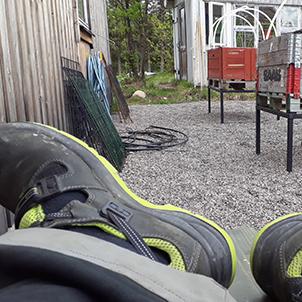Arbesko Umeå™ skyddssko • Resultat • Smartson