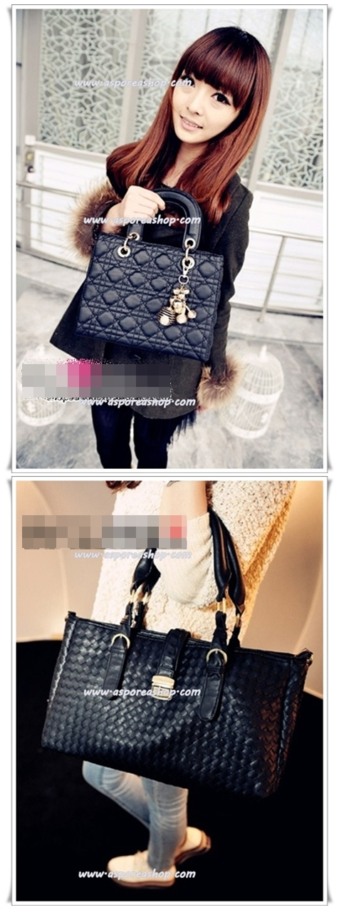 Limited Time Special Price Runway Inspired Bags - Buy one for S$28, Buy two for S$50 (UP $41.80 ea)
