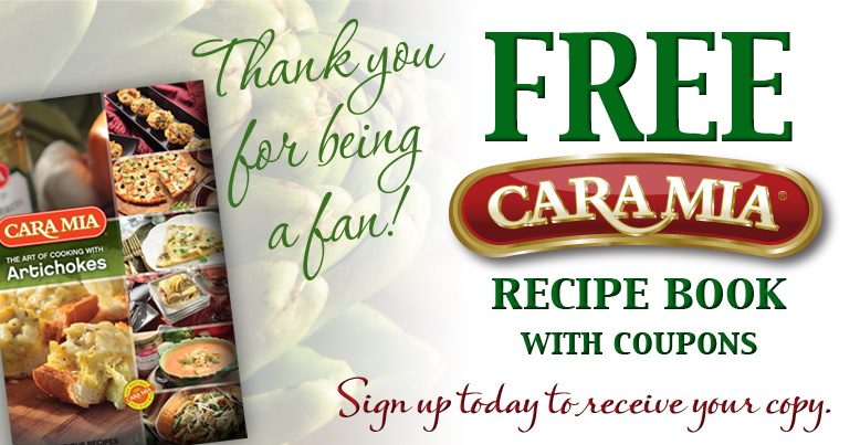 FREE Cara Mia Recipe Book &amp...